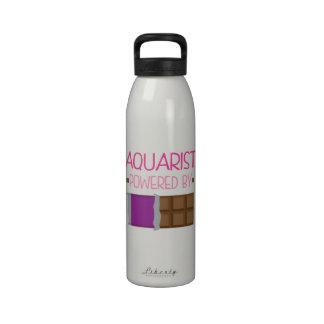 Regalo del chocolate de Aquarist para la mujer Botella De Agua