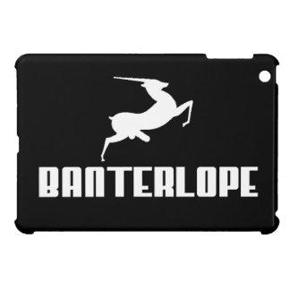 Regalo del comerciante de la burla de Banterlope iPad Mini Carcasa
