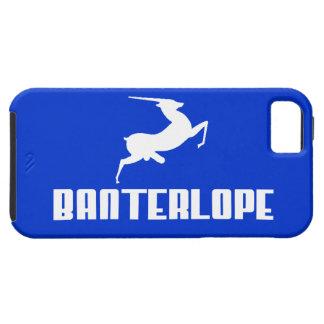 Regalo del comerciante de la burla de Banterlope iPhone 5 Funda