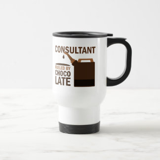 Regalo del consultor (divertido) taza