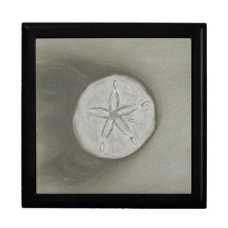 Regalo del dibujo de lápiz del dólar de arena/caja cajas de regalo