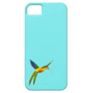 Regalo del diseñador de Birdlover de los colibríes iPhone 5 Case-Mate Fundas