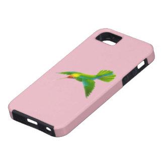 Regalo del diseñador de Birdlover de los colibríes iPhone 5 Case-Mate Funda