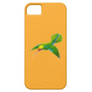 Regalo del diseñador de Birdlover de los colibríes iPhone 5 Coberturas