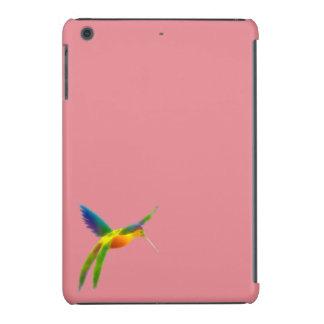 Regalo del diseñador de Birdlover de los colibríes Fundas De iPad Mini