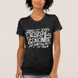 Regalo del economista camiseta