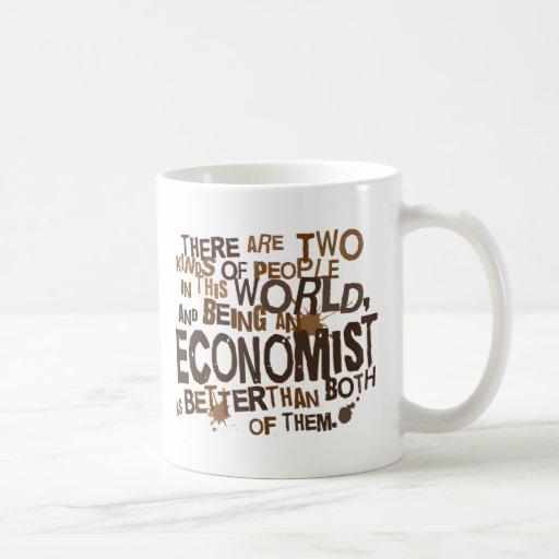 Regalo del economista taza