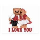 Regalo del el día de San Valentín de los niños Tarjeta Postal