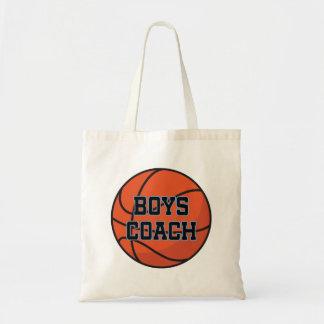 Regalo del entrenador de béisbol de los muchachos bolsas