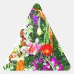 Regalo del Flor-ACEITE Etiquetas