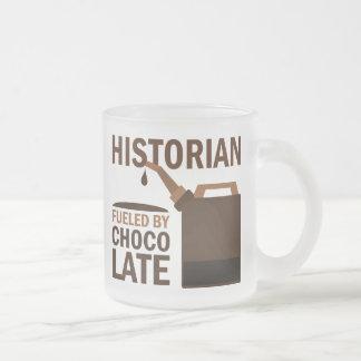 Regalo del historiador taza de café