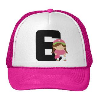 Regalo del número 6 del uniforme del jugador de so gorra