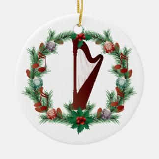 Regalo del ornamento de la guirnalda del navidad ornatos