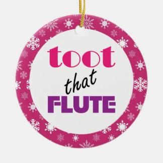 Regalo del ornamento del navidad de la música del  ornaments para arbol de navidad