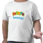 Regalo del pacificador del dermatólogo (futuro) camiseta