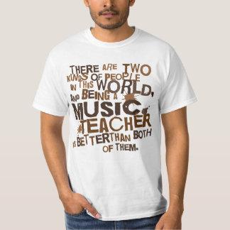 Regalo del profesor de música poleras