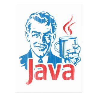 Regalo del programador de Java Postal