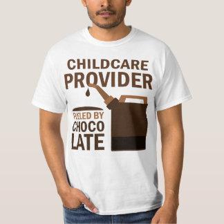 Regalo del proveedor del cuidado de niños playera