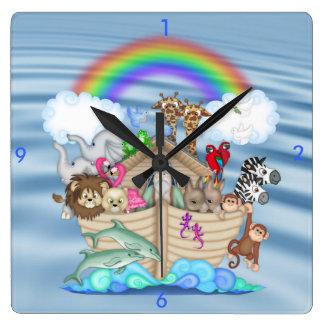 Regalo del reloj de pared del cuarto de niños de