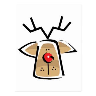 Regalo del reno del navidad
