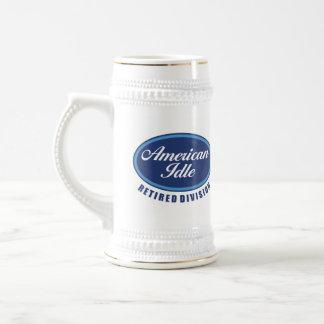 Regalo del retiro divertido/del jubilado jarra de cerveza