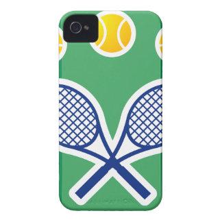 Regalo del tenis iPhone 4 carcasas