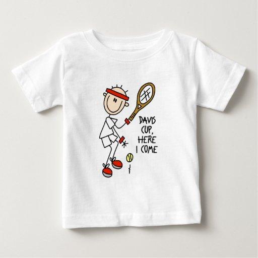 Regalo del tenis polera
