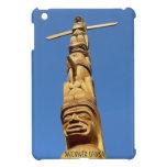 Regalo del tótem de Vancouver del caso del iPad de iPad Mini Carcasas