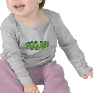 Regalo del vegano camisetas
