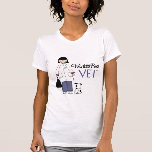 Regalo del veterinario camiseta
