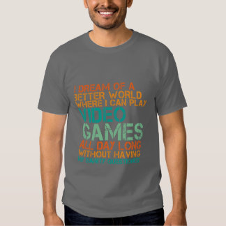 Regalo divertido de la camiseta de los remera