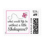Regalo divertido de la cita de Shakespeare Sello