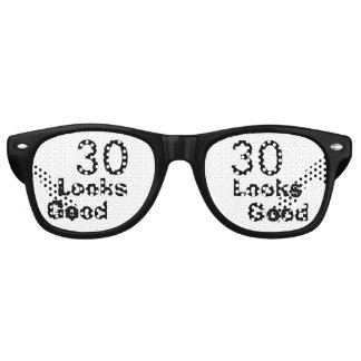 Regalo divertido de la mordaza del cumpleaños del gafas de fiesta
