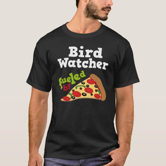 Regalo (divertido) de la pizza del vigilante de playera