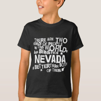 Regalo (divertido) de Nevada Camisas