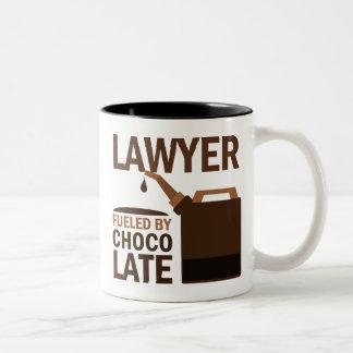 Regalo (divertido) del abogado taza