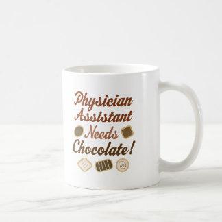 Regalo (divertido) del ayudante del médico tazas de café
