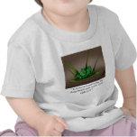 ¡Regalo divertido del dibujo animado de las ranas! Camiseta
