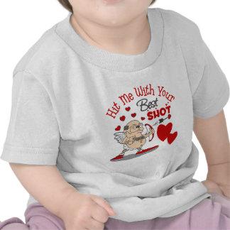 Regalo divertido del el día de San Valentín Camisetas
