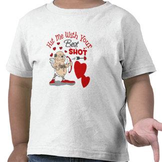 Regalo divertido del el día de San Valentín Camiseta