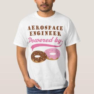 Regalo divertido del ingeniero aeroespacial poleras