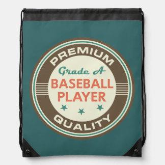 Regalo divertido del jugador de béisbol calidad s