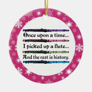 Regalo divertido del ornamento del navidad de la m adorno de reyes