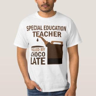Regalo (divertido) del profesor de la educación camisas