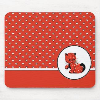 Regalo divertido Mousepads del el día de San