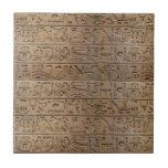 Regalo egipcio antiguo del diseñador de los jerogl tejas  ceramicas