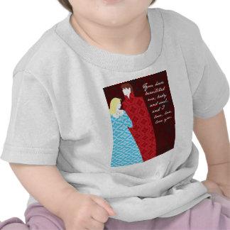 Regalo Elizabeth del orgullo y del perjuicio de Camisetas