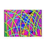 Regalo femenino abstracto de la novedad del diseño iPad mini carcasa