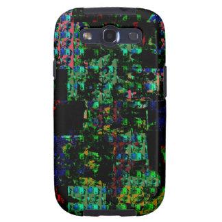 REGALO FESTIVO del extracto del espectro de la Galaxy S3 Protectores