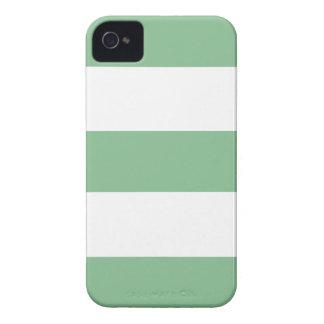 Regalo fresco del caso del iPhone del verde del ze Case-Mate iPhone 4 Coberturas